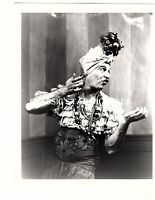 O835 Milton Berle in drag dressed as a woman 8 x 10 glossy print