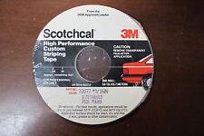 3M 72077 Scotchcal Custom Striping Tape, Elite Tabasco, 3/16 in x 50 yd