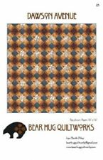 4 quilting patterns - by Bear Hug Quiltworks & Creek Side Stitches