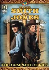 Alias Smith and Jones Complete Series 0011301660954 DVD Region 1