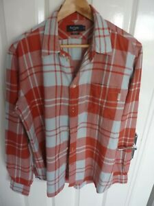 PAUL SMITH CHECK SHIRT - MENS SIZE LARGE - SUPER LOOK!
