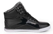 Women's 100% Leather Hi Top and Trainer Boots