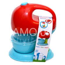 Kids Deluxe Toy Kitchen Cake Mixer Pretend Kitchen Play New