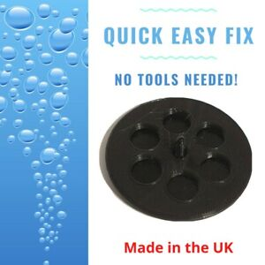 Lay Z Spa Non Return Valve - Instant Fix Leaking A Connection - No Tools Needed!