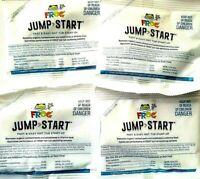 Spa Frog Jump Start Mineral 1-1/2 Ounce Spa Chemical Pack  01-14-6012 4 Packs