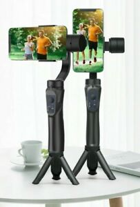 Gimble Stabilizer for GoPro Session & Cell Phone Mobile Phones & Action Cameras