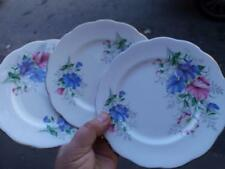 Three vintage Royal Albert Bone China Friendship Sweet  tea plates 6.5 inch