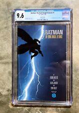 BATMAN DARK KNIGHT RETURNS #1 CGC GRADE 9.6 DC Comics 1986 2nd Printing