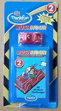 RUSHHOUR - ThinkFun - Verrücktes Stau-Puzzle - Erweiterung Card Set 2 (01)