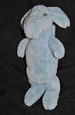 Peluche doudou dragon chien  IKEA Tassa renard animal bleu clair  28 cm TTBE