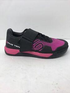 Women's Five Ten Hellcat Pro Cycling Bike Shoes Black/Pink US 7.5 EU 38