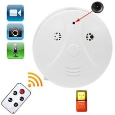 Mini HD DVR SPY Hidden Camera Smoke Detector Motion Detection Video Recorder