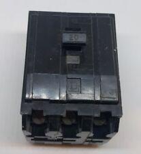 Square D Qob320 Circuit Breakers 3 Pole 20 Amp Bolt On 120/208 Volt 20A
