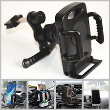 Car Auto Bracket Black Air Vent Mount Holder Cradle Stand Kit For iPhone 5 6 GPS