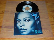 DIANA ROSS - NO ONE GETS THE PRIZE / GERMANY VINYL 7'' SINGLE 1979