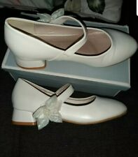 Girls wedding shoes size 3