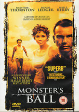 MONSTER'S BALL * Halle Berry * Heath Ledger * Billy Bob Thornton * DVD 2003