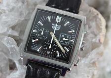 HEUER Monaco Chronograph Automatik CS2111 KAL.17 ETA 2894-2 Herrenuhr