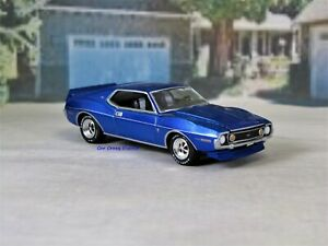 1971-1974 AMC Javelin AMX 401 Go Package collectible display model 1//64