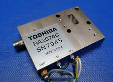 Toshiba BA2074C WR-42 Linear Power Amplifier for K-Band 23GHz 24GHz like BA2074B