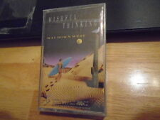 SEALED RARE OOP Wishful Thinking CASSETTE TAPE jazz Way Down West TOWER OF POWER