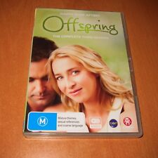 Offspring : Season 3 ( DVD, 4 Disc Set , Region 4 ) Asher Keddie ~ Excellent !