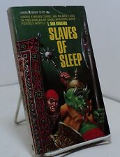 Slaves of Sleep by L Ron Hubbard - Lancer 73-573
