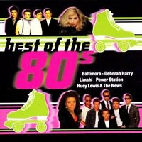 Best of the 80's Baltimora, Deborah Harry, Limahl, Power Station, Jaki Gr.. [CD]