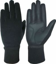 Gents Fleece Backed Winter Golf Gloves Pair Small Medium Large XL 5 sizes 4 Men