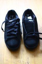 VANS Old No Skool Schuhe Shoes NEU NEW 38,5 5,5 Schwarz Black Suede Wildeder