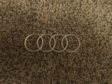 Audi a6 4f Emblem Motorabdeckung