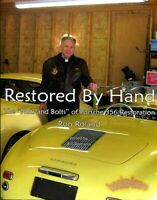 356 RESTORATION MANUAL BOOK PORSCHE RESTORE HOW TO BY HAND ROLAND