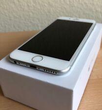 Apple  iPhone 6 - 64GB - Silber (Ohne Simlock) Smartphone - Gebraucht