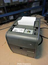 CUSTOM KUBE-M80L22A Direct Thermal Printer Serial network type ps2 BLACK SCHWARZ