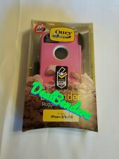NEW - Authentic Otterbox Defender Rugged Case / Clip iPhone 5 / 5s / SE PINK