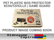 1x Schutzhülle Sega Master System 1 Solo Konsolen Verpackung Hülle Protector