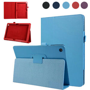 Flip PU Leather Case Cover For Huawei Mediapad M5 Lite 10.1 BAH2-W19/L09 Stand