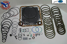 TH700R4 4L60 Rebuild Kit Heavy Duty HEG LS Kit Stage 1 1987-1993