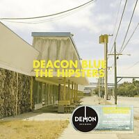 DEACON BLUE The Hipsters (2013) 11-track Yellow vinyl LP + MP3 album NEW/SEALED