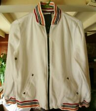 ___ Pretty Liz Claiborne Jacket NEW - Size M Medium, 100% Cotton Never worn!