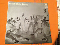 WEST SIDE STORY with George Chakiris (Leonard Bernstein) 1969 UK stereo Lp EXC+