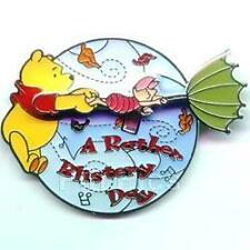 Disney Magical Musical Moments A Rather Blistery Day Error Pooh Bear Pin
