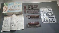 Pyro Gotta Le Jon Swedish Man-O-War Model Ship Plastic Kit Vintage 1967 B262-125