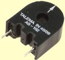5 pcs. Talema  AS-102  Stromwandler Current Transformer 1:200 200R 75mA  NEW