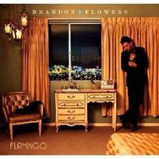 "BRANDON FLOWERS ""FLAMINGO"" CD NEW!"