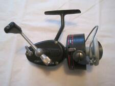 Vintage Mitchell 301 A Spinning Reel Made In France Working Condition Some Wear