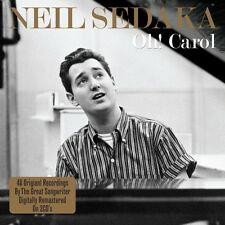 Neil Sedaka Oh! Carol 2-CD NEW SEALED Happy Birthday, Sweet Sixteen+