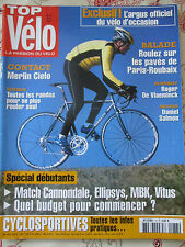 TOP VELO N°73: AVRIL 2003: ARGUS VELOS OCCASIONS - ROGER DE VLAEMINCK - MERLIN