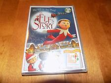 The Elf on the Shelf presents AN ELF'S STORY Christmas Holiday Classic DVD NEW