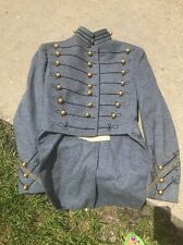 Antique WW1 AMERICAN  Dress Tails West Point Academy MILITARY UNIFORM Jacket